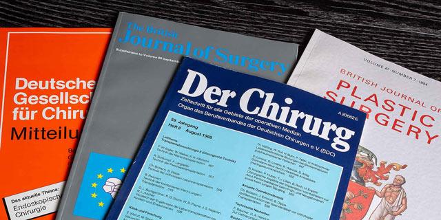 Dr. Dippe Publikationen & Lexikon